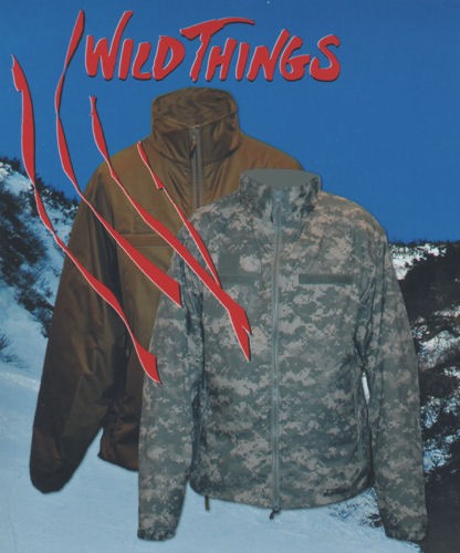 Wild Things Jackets