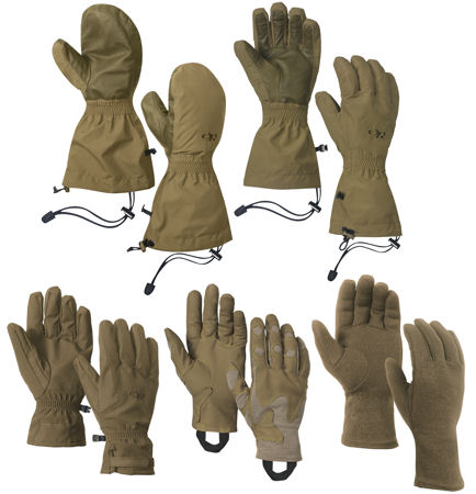 Outdoor Research Modular Glove System