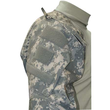 Tru-Spec Combat Shirt, Side View