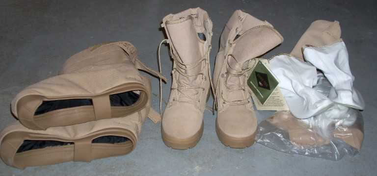 Army Modular Boot System