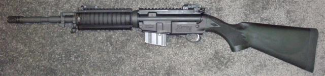 Ares Defense Systems Modular Sporting Rifle