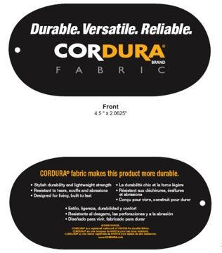 Invista's New Cordura Hang Tag