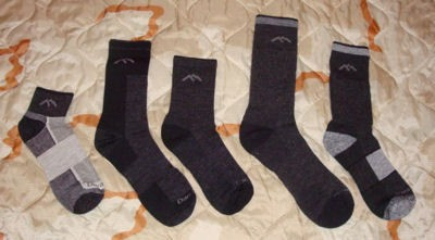 Darn Tough Vermont Tactical Sock Kit