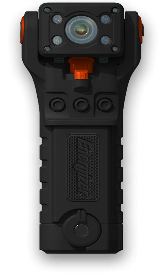 Energizer Night Strike Handheld Swivel LED Flashlight