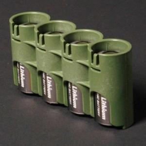 Tools Aviation Personal Battery Caddy - CR123