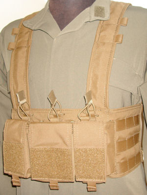 POF 7.62 Chest Rig