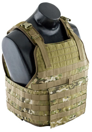 Patrol Incident Gear Plate Carrier from SKD Tactical