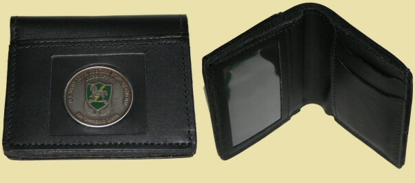 Coin Pride wallet with 1.5″ window