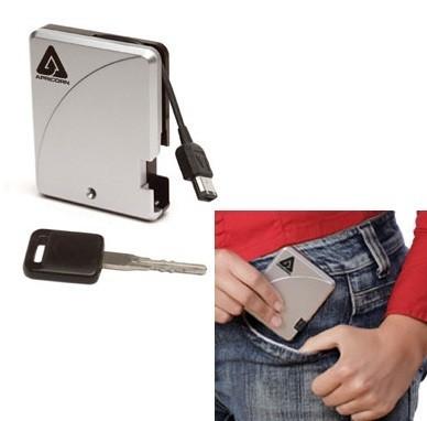 Aegis Mini 240GB 1.8-inch Hard Drive from Apricorn