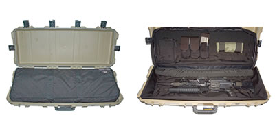 STORM Hard Case / Mobile Armory Soft Case Combo