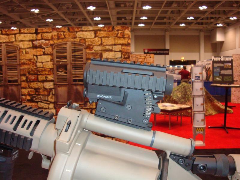 Milkor USA M2A1 Reflexive Sight