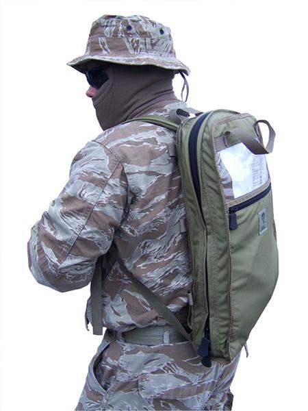 S.O.Tech SLIVER Slimline Medical Backpack