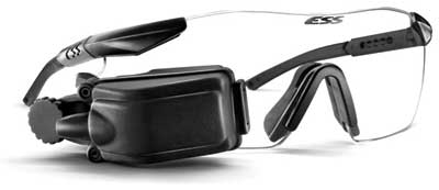 TAC-EYE® LT Display from Vuzix