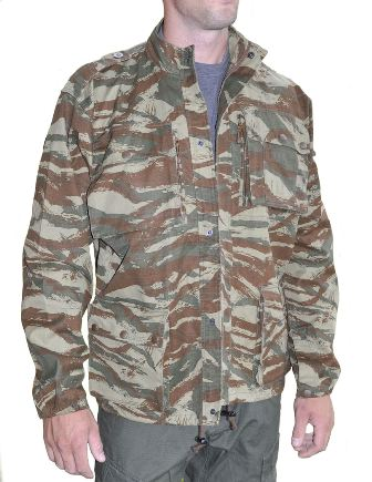 EOTAC Field Jacket in Lizard Pattern