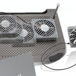 cRadia Laptop Fan