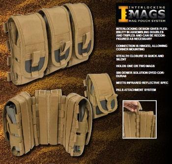 IMAg Interlocking Mag Pouch System