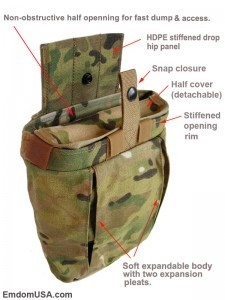 The EMDOM-MM Dump Pouch
