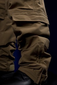 Drifire Flight Suit Leg Detail