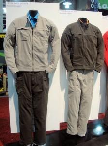 Arc'teryx Raider Pant and Freelance jacket