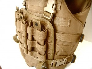 Chest Rig Armor Interface Kit