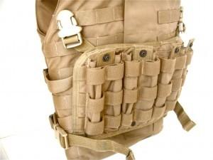 Down Range Gear Chest Rig Armor Interface Kit