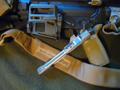 LWRCI's One Piece Bolt Carrier