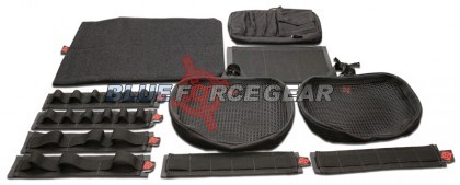 Blue Force Gear Medical Coverage DAP Components