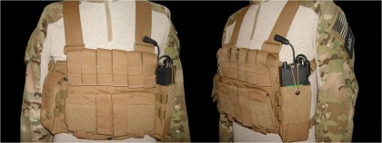 Mayflower UMP Chest Rig