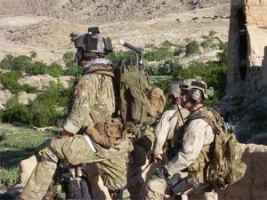 Multicam in Afghanistan