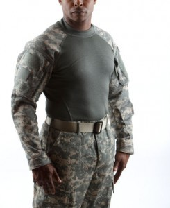 Winter Army Combat Shirt