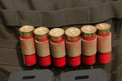 215 Gear Horizontal Shotgun Panel