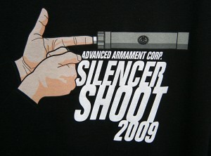 AAC's Silencer Shoot 2009