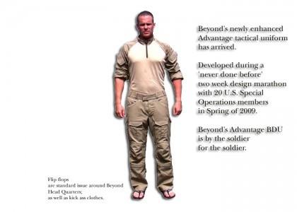Level 9 Uniform