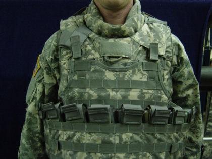 Tactical Assault Panel