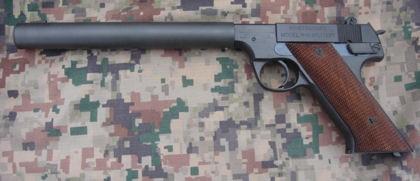 Hi Standard H-D Military Model