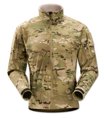 Arc'teryx Combat Jacket in MultiCam