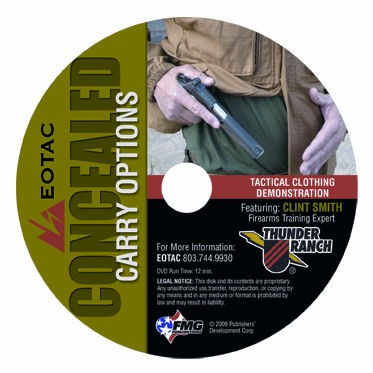Concealed Carry DVD