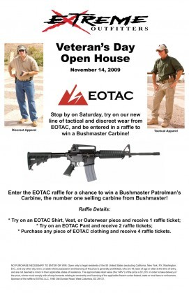 Extreme - EOTAC Giveaway