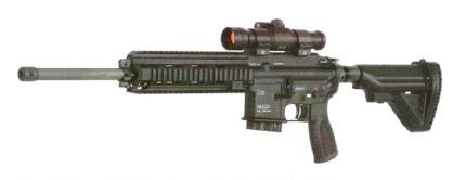 The MR223 from H&K