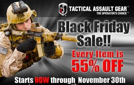 TAG Black Friday Sale