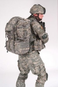 Large MOLLE Ruck