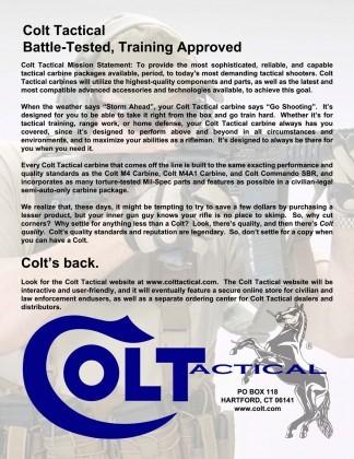 Colt Tactical