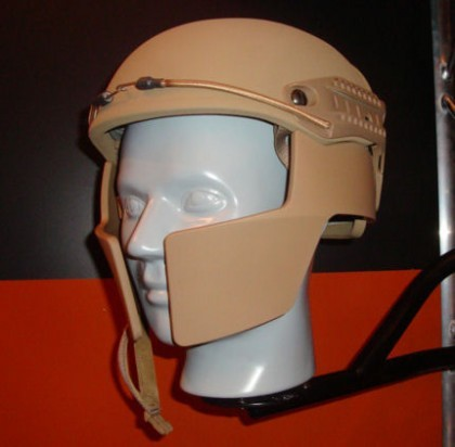 Air Frame with Chops