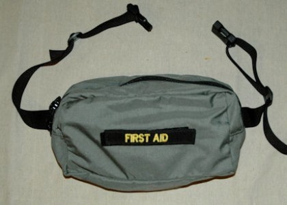 K9 Panel First Aid kit