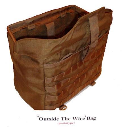 Kifaru Tactical's Outside The Wire bag
