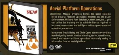 "Magpul Dynamics ""Aerial Platform Operations"""