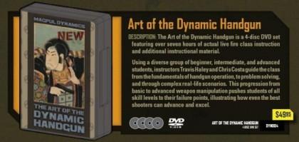 "Magpul Dynamics ""Art of the Dynamic Handgun"""