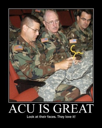 ACU is Great