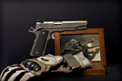The Trident 1911 from Cylinder & Slide