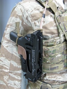 Grenade Launcher Holster from S&S Precision